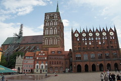 Stralsund, Germany, June 2015