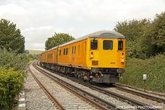 The Bristol Barton Hill - Derby RTC via Weymouth test train approaches Upwey on 16th July 2015. (Jack Haynes Photography) Tags: test train rail class dorset network 37 railways colas upwey 37175