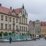 "Wroclaw city center<a href=""http://www.flickr.com/photos/28211982@N07/19888297042/"" target=""_blank"">View on Flickr</a>"
