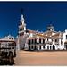 Die Eremitage von El Rocío (Ermita de la Virgen del Rocío) Provinz Huelva
