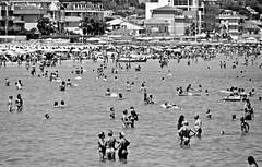 estate 2015 (enricoerriko) Tags: nyc red sun beach barca italia mare porto verano sole rosso spiaggia molo marche onde sabbia civitanova blù civitanovamarche portocivitanova spiaggiata rossoblù citanò sanmarone erriko cluana enricoerriko citanoaccia