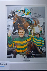 AP McCoy signed print (James O'Hanlon) Tags: wongs liver building liverbuilding liverpool jewellers winter ball winterball barclays beth tweddle ray quinn celebrity event charity melanie sykes rayquinn bethtweddle