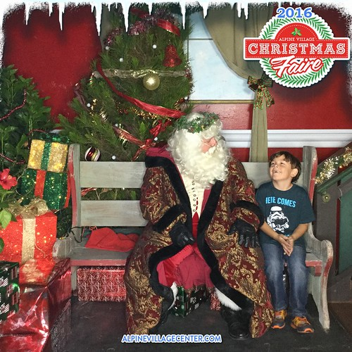 alpine village christmas fair 2018