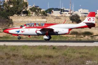 Poland Air Force --- PZL-Mielec TS-11 Iskra bis DF --- 2009