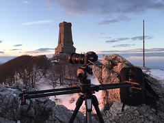 Like to see my timelapse⁉️ Sky Cloud - Sky Outdoors Architecture Nature Built Structure Building Exterior Day No People Beauty In Nature Eyeem Architecture EyeEm Gallery EyeEm Best Shots Wintertime Winter Bulgaria IPhone IPhoneography Iphone6 B