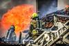 _V0A0280 (oslobrannogredning) Tags: bygningsbrann flammer fullfyr brann totalbrann røykdykker røykdykking røykdykkere arbeidpåtak arbeidihøyden