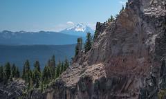 Cliff edge featuring Mt Scott in the background (maytag97) Tags: oregon maytag97 mtscott mountscott cascademountainrange