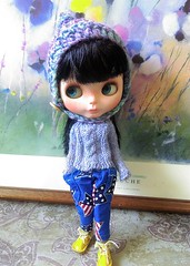 Blythe cable sweater