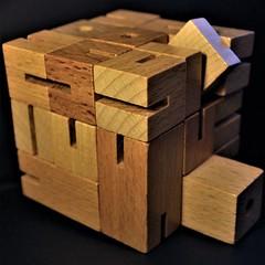 corner cubed (flowergirlaaa) Tags: corner macromonday wood jigsaw challenge puzzle macro toy cube squares