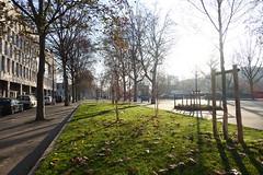 Place du Bataillon-Français-de-l'ONU-en-Corée @ Paris (*_*) Tags: paris france europe city december 2016 fall saturday sunny autumn cold un onu coree memorial korea