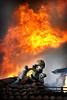 _V0A0289 kopi (oslobrannogredning) Tags: bygningsbrann flammer fullfyr brann totalbrann røykdykker røykdykking røykdykkere arbeidpåtak arbeidihøyden