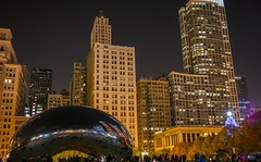 chicago (selo0901) Tags: chicago bean cloudgate