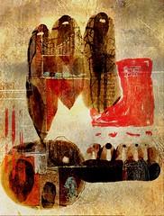 art (ghassanv512) Tags: art artoil oil ghallery ghassan فن لوحه تجريد سريالي بغداد فنلندا زيت الوان رسم كنفاس