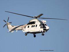 Hélicoptères De France (HDF). (Jacques PANAS) Tags: hélicoptères de france hdf eurocopter ec225 super puma aérospatiale as332 fgtla msn2938