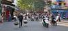 Hanoi Old Quarter (grab a shot) Tags: panasonic dmcgx80 lumixg vietnam hanoi 2016 oldquarter hoankiemdistrict scooter
