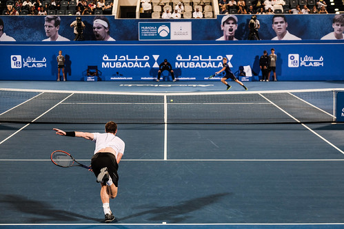 "Andy Murray's service against David Goffin • <a style=""font-size:0.8em;"" href=""http://www.flickr.com/photos/125636673@N08/31990067695/"" target=""_blank"">View on Flickr</a>"