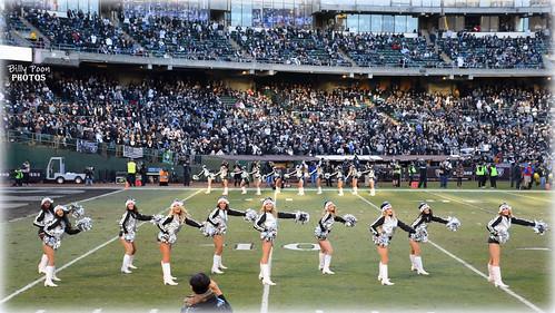 2016 Oakland Raiderettes @ Coliseum