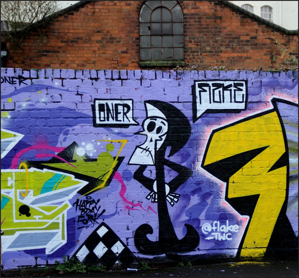 Birmingham digbeth graffiti 080117liz callan 4 liz callan 6 million views