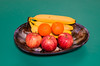 Fruit Bowl - DSC_0809-Edit (John Hickey - fotosbyjohnh) Tags: 2017 january2017 greystonescameraclub gcc fruit fruitbowl rossapottery cowicklow ireland tabletop apples oranges bananas indoor