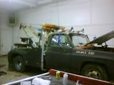 My LexiBelle the first truck I ever owned