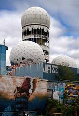 Teufelsberg (mattrkeyworth) Tags: teufelsberg berlin abhörstation nsa ilce7r2 sonya7rii batis85