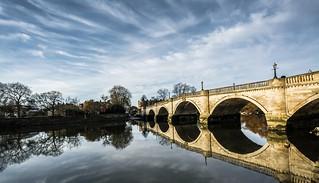 Richmond Bridge...