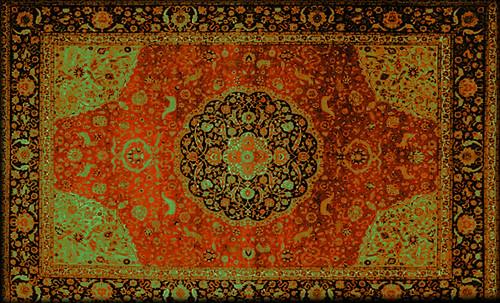 """Alfombras, espacios íntimos que simbolizan templos, árboles de la vida y el conocimiento, astros y paradisos. • <a style=""""font-size:0.8em;"""" href=""""http://www.flickr.com/photos/30735181@N00/32487288741/"""" target=""""_blank"""">View on Flickr</a>"""