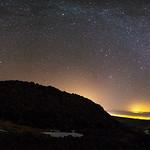 360 panorama from Altavista high mountain refuge - Teide National Park, Tenerife, Canary Islands thumbnail