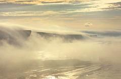 Peaches en regalia (pauldunn52) Tags: fog freezing banks rolling whitmore stairs cwm nash glamorgan heritage coast wales