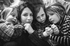 37  365 (trois petits oiseaux) Tags: kids motherhood selfportrait mother parenting family