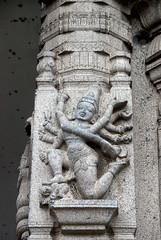 Shiva (VinayakH) Tags: ekambaranathartemple kanchipuram india tamilnadu temple sculptures historic chola vijayanagaraempire religious hindu shiva