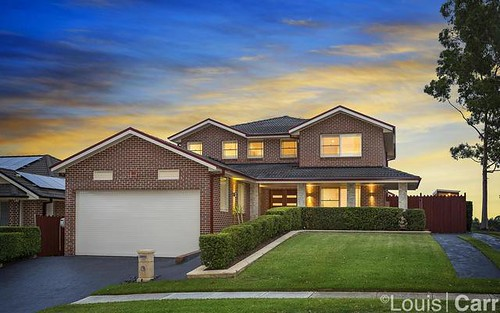 120 Milford Drive, Rouse Hill NSW