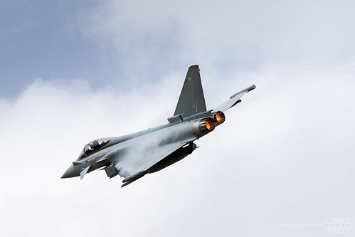 Eurofighter Typhoon ZK354 Royal Air Force
