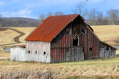 the barn in my recurring dream (jaki good miller) Tags: jakigood barn decay rural farm pastoral tag1 tag2 tag3 taggedout bravo 1on1halloffame pikecounty explorepages explore interestingness top500 farmland idyllic country explored explorepage exploreinterestingness