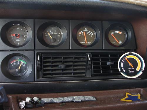 83 245DL gauges