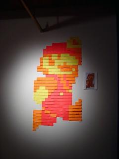 Post-it Mario