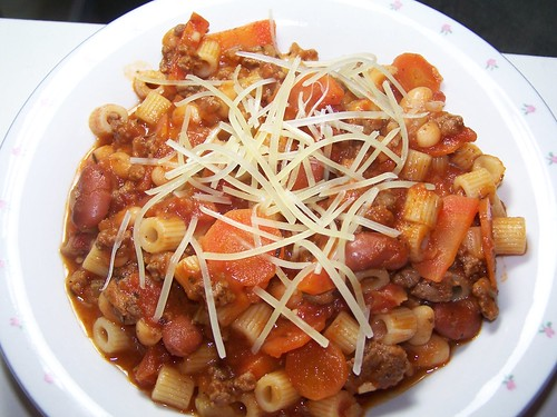 """Pasta e Fagioli """"Stew"""""""