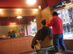 cut away! (natala007) Tags: seattle haircut stephen stephensmith g00dhunter