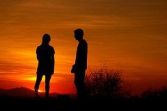 Is the sun setting on our relationship?