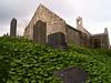 Kilgobbin 2 (redRob13) Tags: ireland dublin church graveyard religious ruins forsakenthings gravestone derelict 77points sepaside kilgobbinchurch judgmentday54