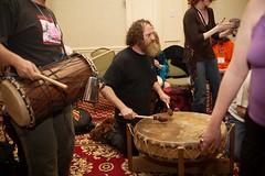 Drummers II (skysinger) Tags: drum michigan troy 2006 drummer drumming convocation skysinger convocation2006