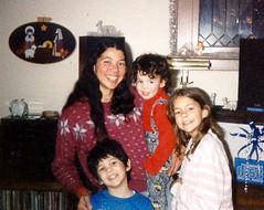Robin, Michael, Jamie, & Kristy Lyons - Christmas Season (Rockin Robin) Tags: christmas robin james michael washington spokane jamie carol 12thavenue kristy lyons