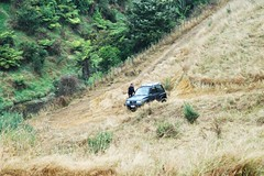has to take the easy way.. (Click Attack) Tags: newzealand 4wd fundraising offroading daytrip ramarama mar2006 3rdanualramaramasafari manukau4wheeldriveclub