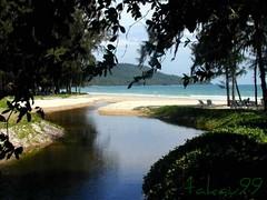 Klong Muang Beach in Krabi, Thailand