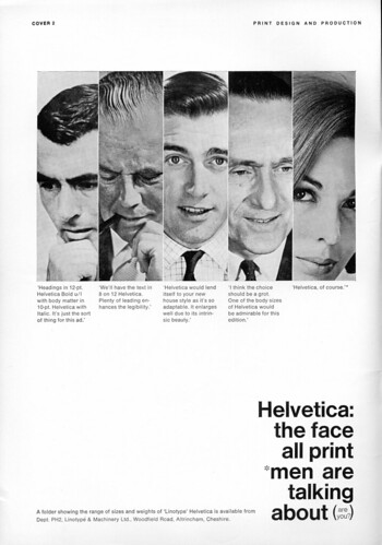 Helvetica Trade Advertising 02
