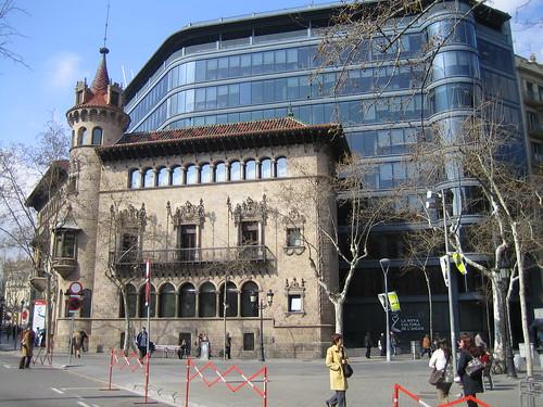 Construcciones Modernas, Rambla de Cataluña, num. 126