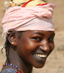 A Perfect Smile. (Ferdinand Reus) Tags: africa travel portrait people smile faces mali afrique theface  abigfave