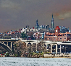 Georgetown (andertho) Tags: deleteme5 deleteme8 deleteme deleteme2 deleteme3 deleteme4 deleteme6 deleteme9 deleteme7 dc washington 3d saveme deleteme10 georgetown theodorerooseveltisland touchupdc