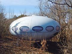 Architecture - Futuro UFO
