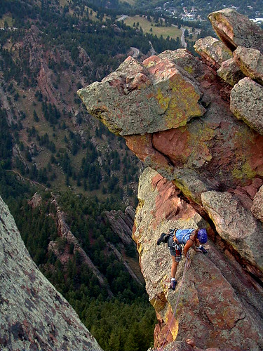 Second Flat Iron, Boulder, CO